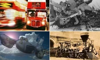 10 жутких историй о транспортных средствах