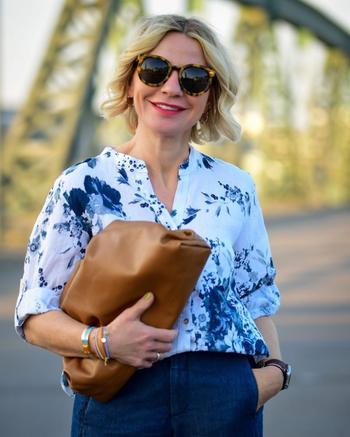 Модные блузки весна-лето