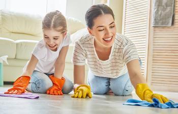 8 золотых советов как приучить ребенка помогать по дому