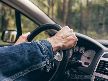 Трясётся и дрожит: почему бьёт руль и что с этим делать