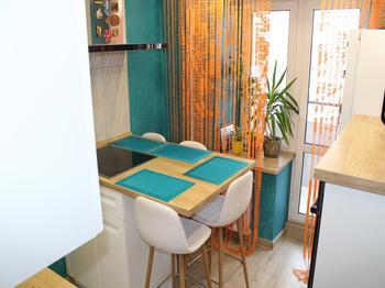 «Выбор цвета стен был трудным и вымученным»: опыт оформления кухни