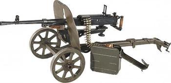 Пулемет Горюнова: характеристики и фото