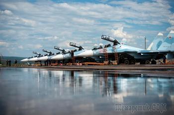Из жизни Су-30СМ