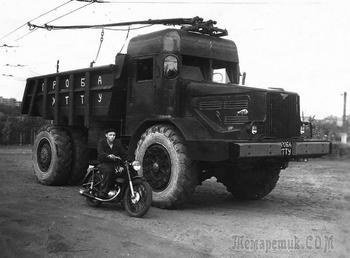 Автопром СССР-России - неизданное