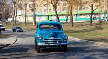 Тест-драйв ГАЗ М-20 «Победа»: легенды врут?