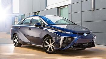 10 автомобилей на водородном топливе, находящиеся в разработке прямо сейчас