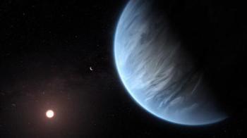 Найдена планета, на которой идут подобные земным дожди