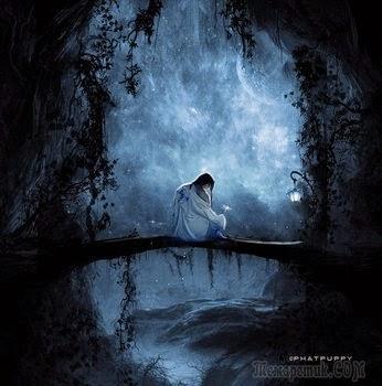 Тёмный лес (Стих)