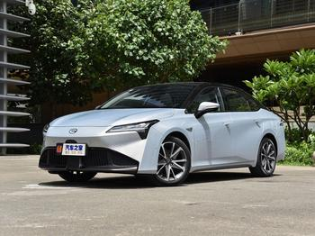 GAC Aion S Plus 2021: бюджетный электромобиль из Поднебесной