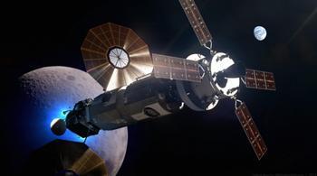 Проект лунной орбитальной станции обретает черты