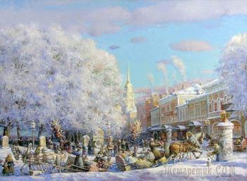 Художник Александр Шевелев. Умиротворенная гармония