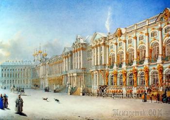 По волнам моей памяти... Царское Село. Екатерининский дворец
