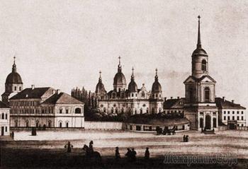 Киевские монастыри. Часть 11. Уничтоженные и восстанавливаемые монастыри