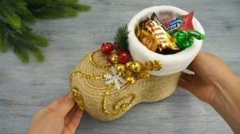 Рождественский сапожок на Новый год