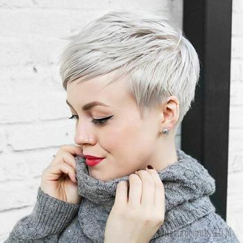 Очень короткие и ультракороткие женские стрижки