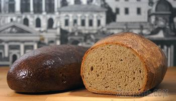 Хлеб без замеса...Очень вкусный!