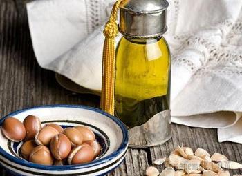 Аргановое масло для волос и их здоровья