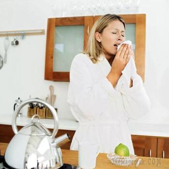 Лечим насморк быстро в домашних условиях