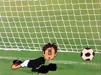 Самые интересные мультики про футбол