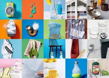 20 маленьких хитростей для чистоты в доме