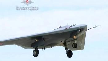 Искусственный интеллект беспилотника «Охотник» позволяет ему летать без связи с оператором