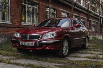 Новая «Волга», которая должна была спасти автопром, но она не вышла с завода