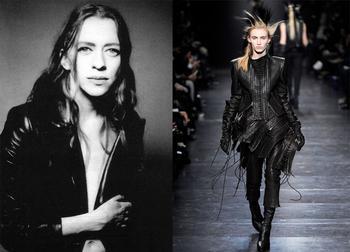 Платье для Богоматери и панк-рок: Как дизайнер Анн Демельмейстер прославила бельгийскую модную индустрию