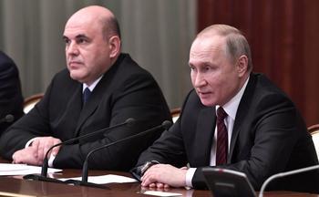 В Госдуме восхитились правильными кадровыми решениями Путина