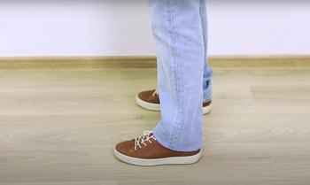 Как подшить джинсы с сохранением фабричной варки