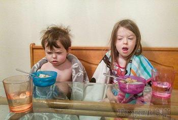 28 раз дети были такими смешными, что их родители умилялись, смеялись и немного краснели