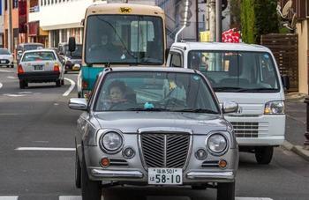 7 фактов о странных японских автомобилях, или На чем ездят сами японцы