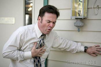 5 признаков, по которым можно заранее распознать сердечный приступ