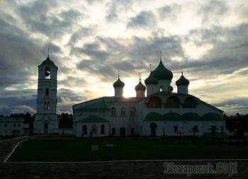 Свирский монастырь
