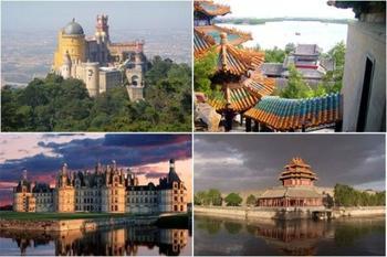10 самых прекрасных королевских дворцов в мире