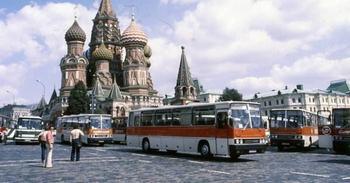 Импортная автотехника в СССР