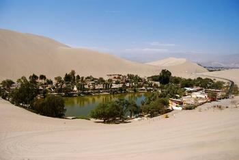 7 самых красивых оазисов мира