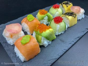 Закуски «Суши»