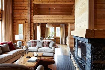 Невероятно уютный дом для большой семьи в Подмосковье