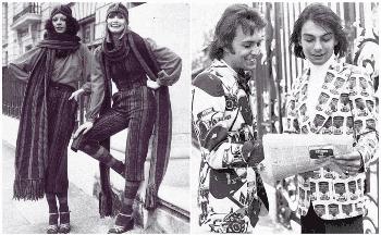 Такие разные 70-ые: что носили советские модники и модницы в расцвет брежневского «застоя»
