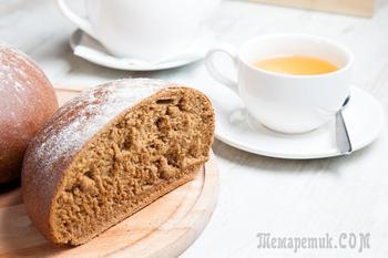 Хлеб ржаной на квасной закваске