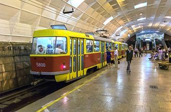 7 странных маршрутов общественного транспорта, которые сойдут за местную достопримечательность