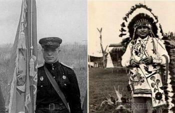 Как героический советский летчик стал индейским вождем: Факты и домыслы о «канадском Доценко»