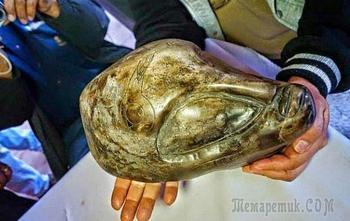 Древние артефакты мексиканского палеоконтакта