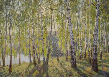 Ярослав Зяблов  живопись