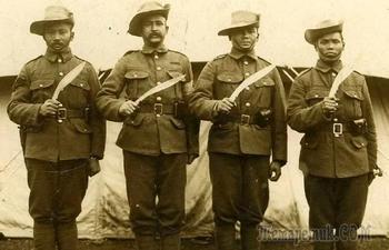 Крымская схватка против элитных солдат Британии