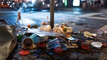 Разбитые дороги, разруха и торговые ларьки - как выглядит зона «Евровидения» в Киеве