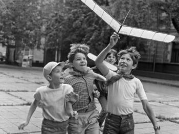Ностальгия или у наших детей другое детство