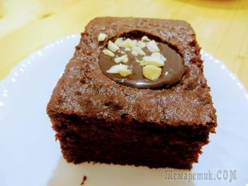 Берем стопки и запекаем в тесте / Шикарный Шоколадный Десерт