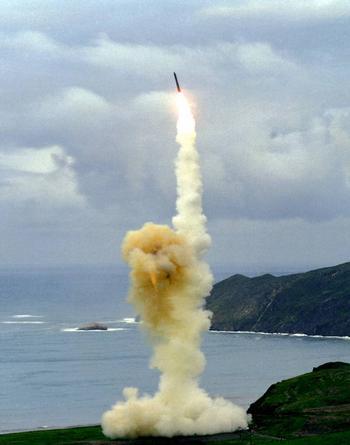 Устаревшие ядерные арсеналы США 2020