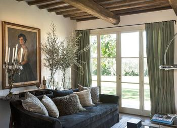 Красота, которая никогда не надоест: великолепная каменная вилла в Италии